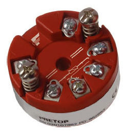 2-Wire Programmable Head Mount T/C Transmitter