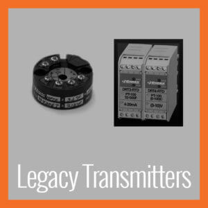 Legacy Transmitters