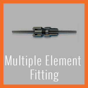 Multiple Element Fittings