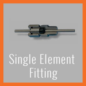 Single Element Fittings