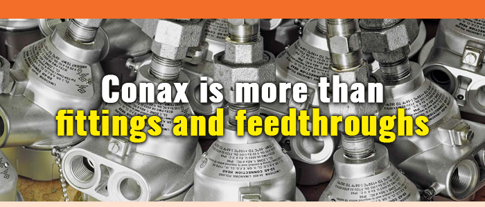 Are you getting everything you can from Conax?