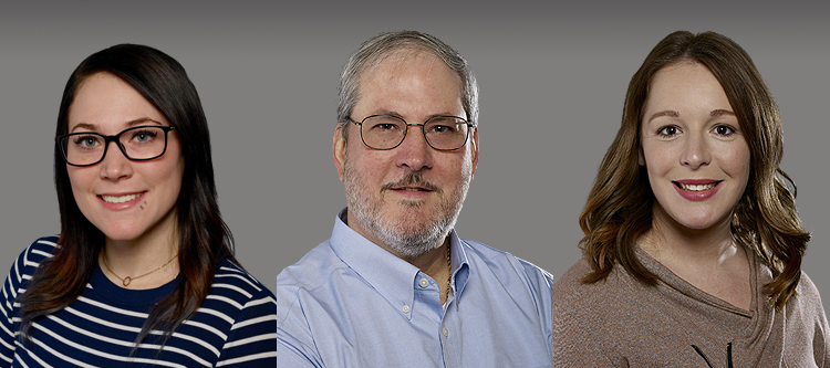 The Conax team grows by three