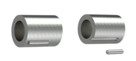 Our multi-hole metal fittings are now easier to assemble