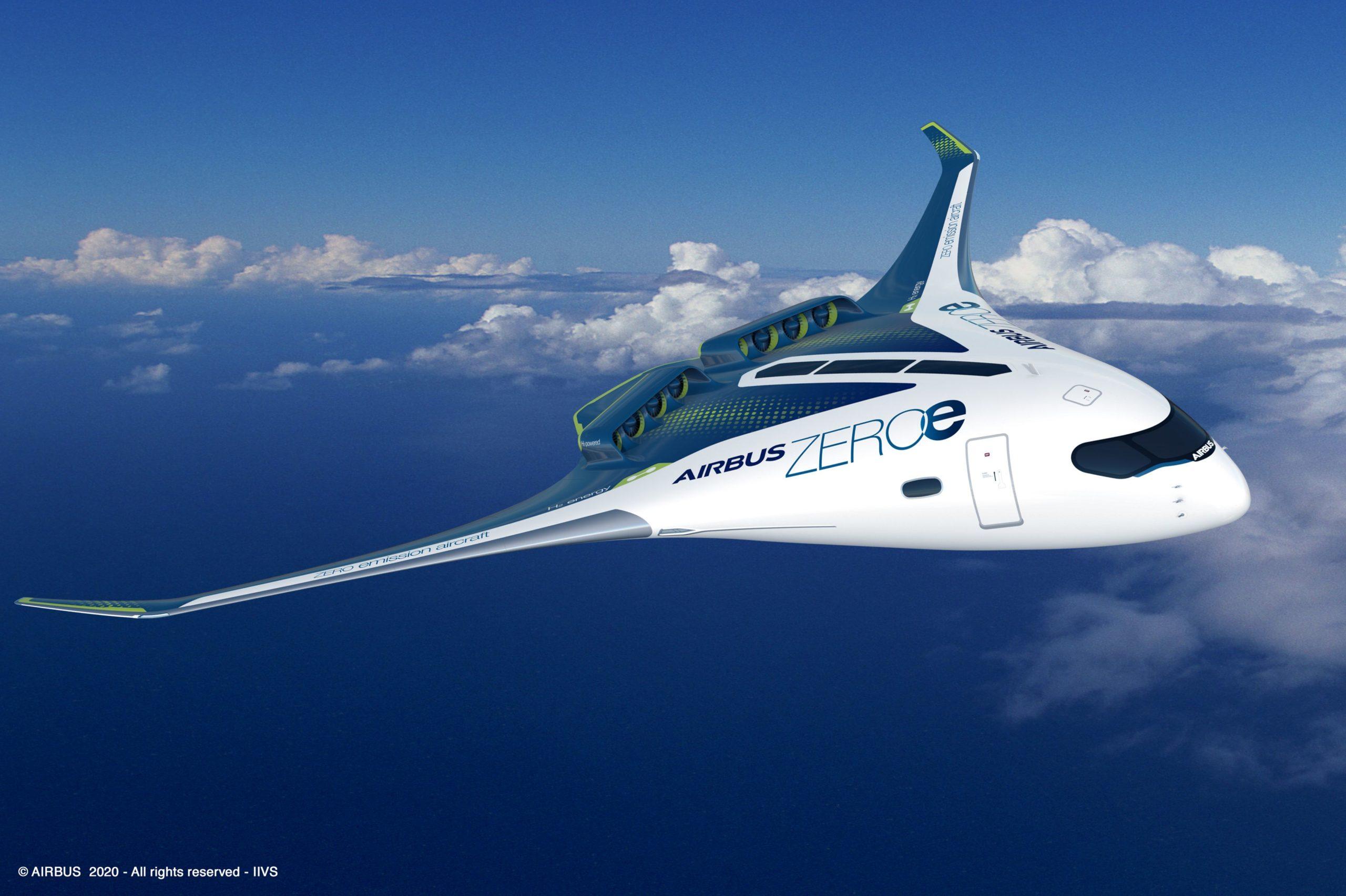 A carbon-neutral jet by 2035?
