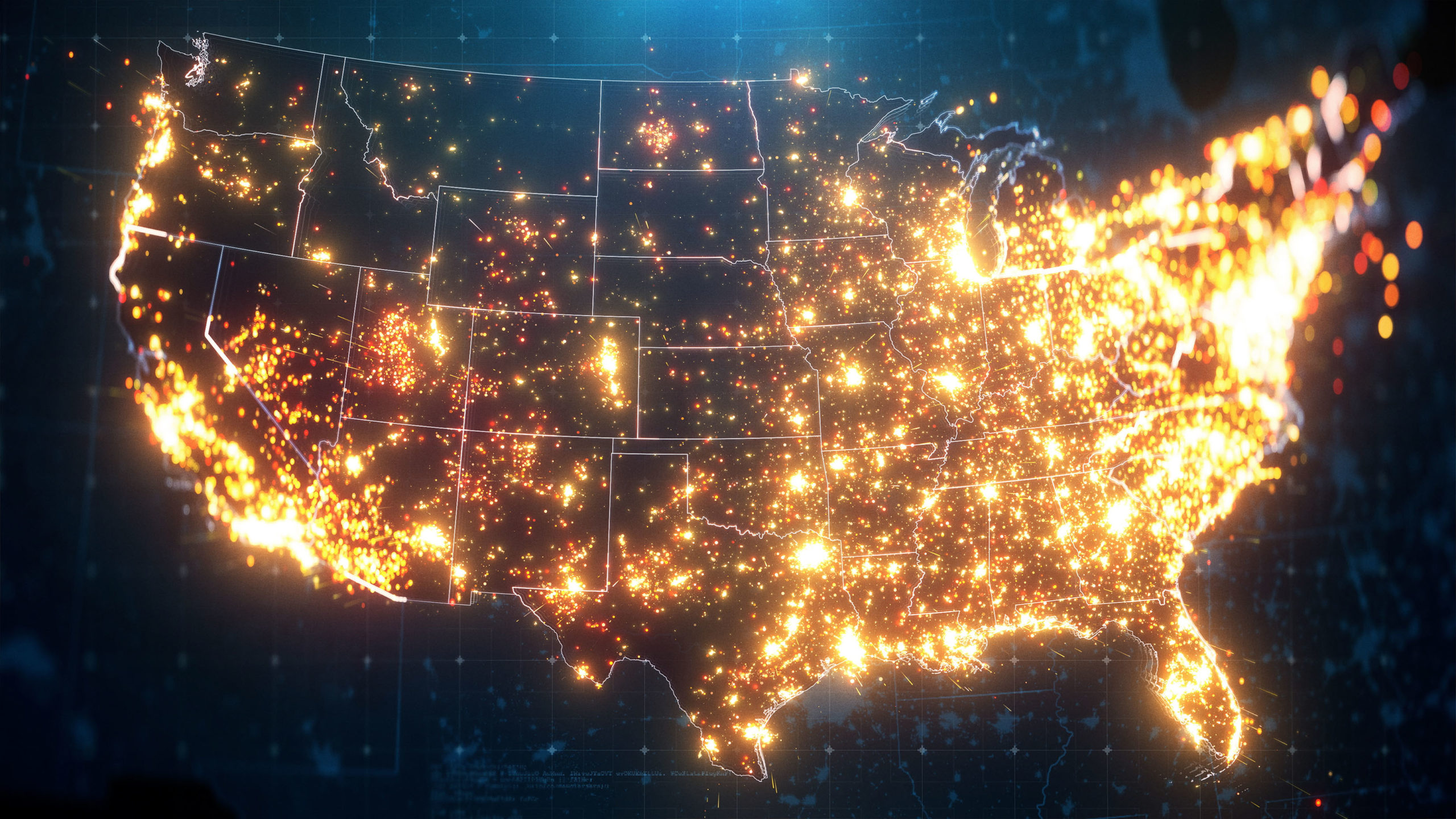 Exploring the economic potential of energy storage in the U.S. power sector